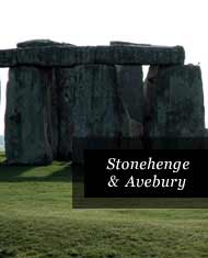 Places of Interest in Somerset - Stonehenge